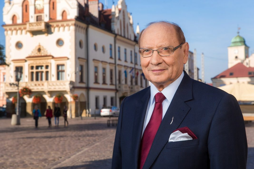Tadeusz Ferenc fot. UM Rzeszowa