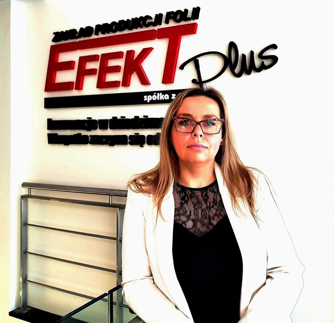 Anna Radoń Cholewa, dyrektor, Efekt Plus fot. Park Dworzysko