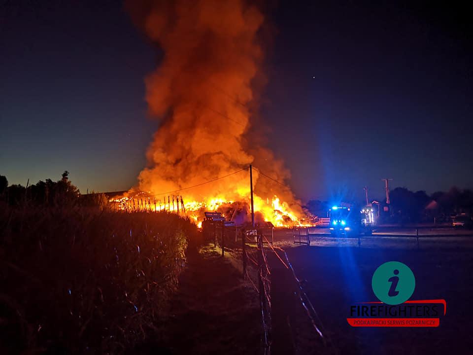fot. Firefighters Podkarpacki Serwis Pożarniczy