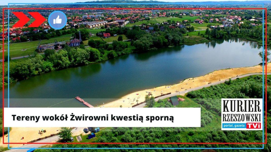 źródło: fanpage Żwirownia Rzeszów na Facebooku