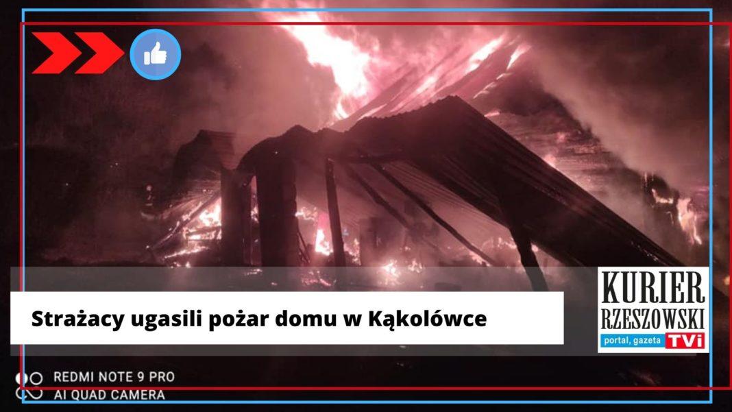 fot. materiały Straży Pożarnej