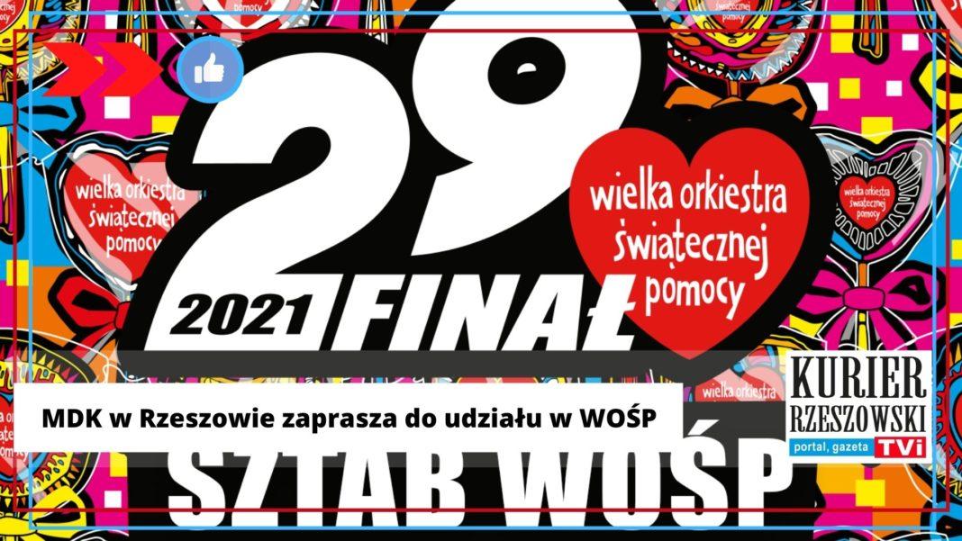 źródło: fanpage SZTAB WOŚP 3984-Mdk Rzeszów