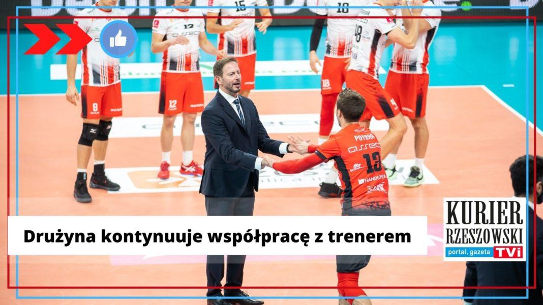 fot. fanpage Asseco Resovia Rzeszów