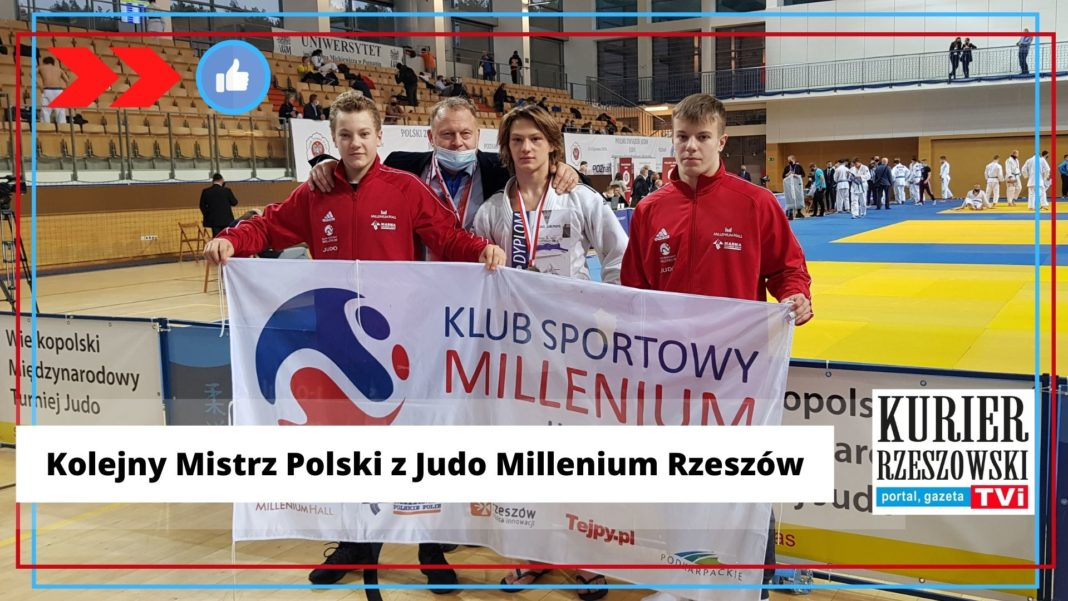 fot. materiały prasowe Judo Millenium Rzeszów