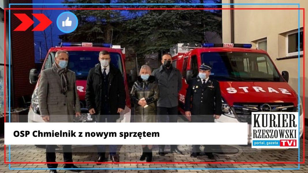 źródło: fanpage Gmina Chmielnik