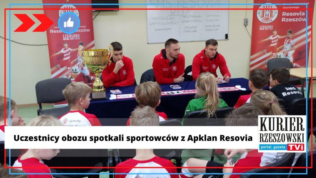 fot. strona Resovia Rzeszów na Facebooku