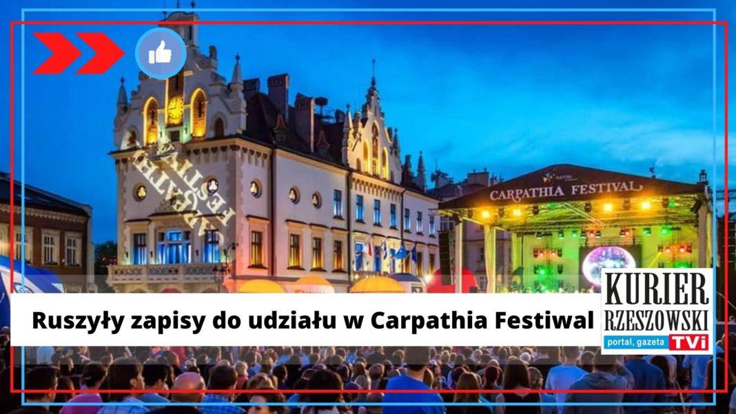 fot. materiały strony Carpathia Festiwal na Facebooku
