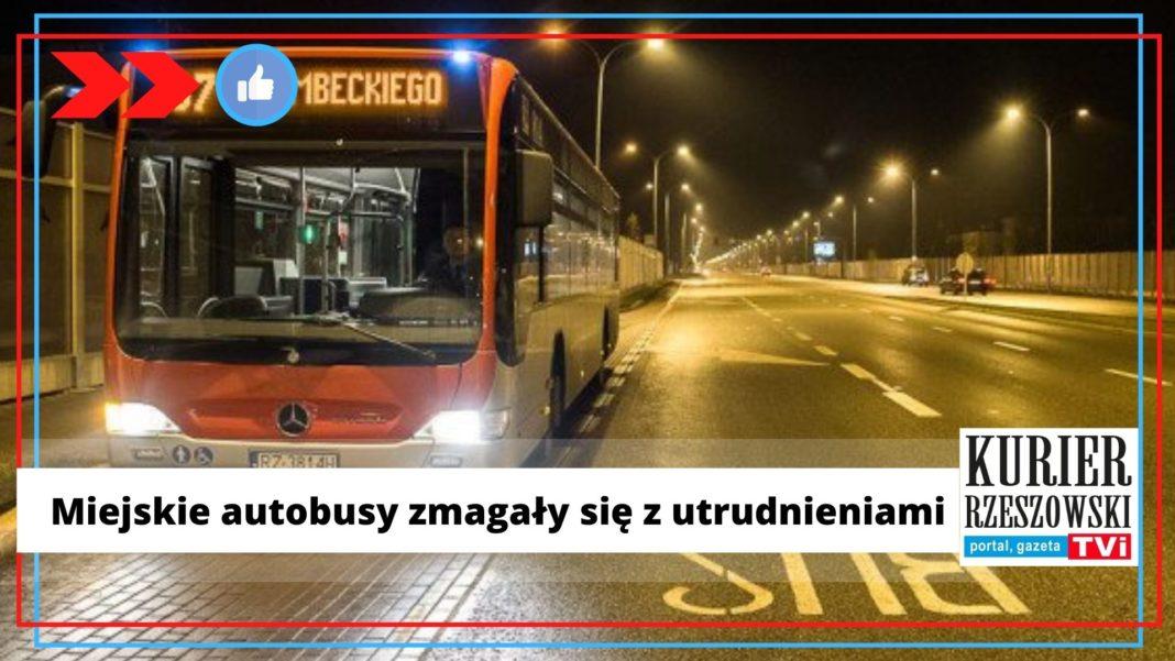 fot. strona na Facebooku ZTM w Rzeszowie