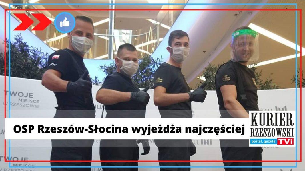 fot. materiały OSP Rzeszów-Słocina na Facebooku