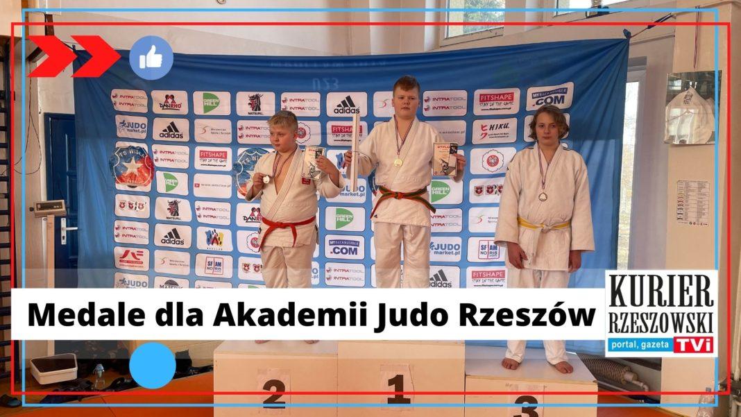 fot. materiały prasowe Akademii Judo Rzeszów