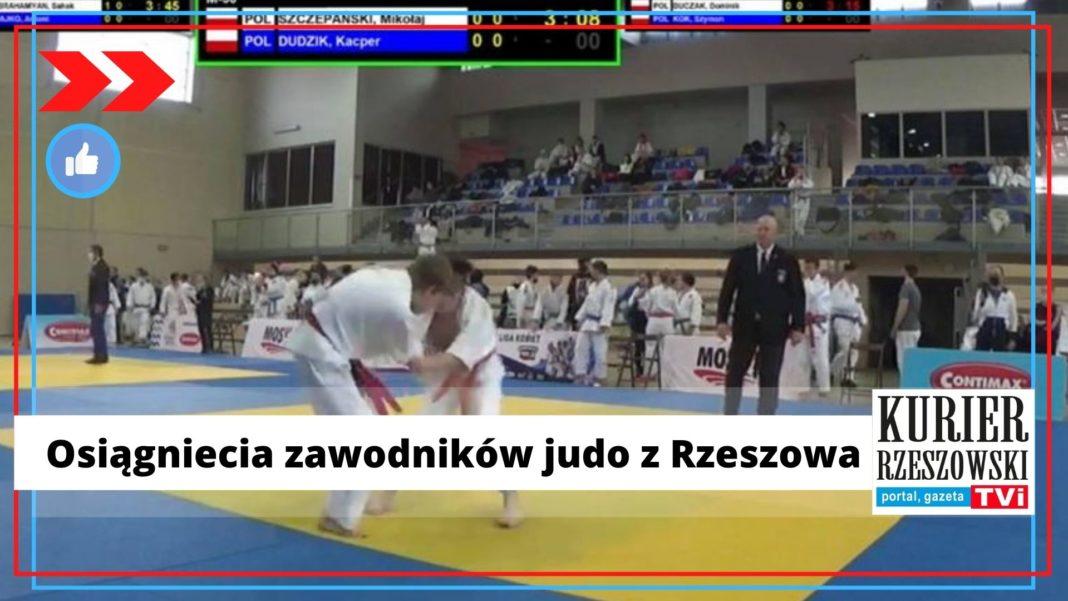 fot. materiały Akademii Judo Rzeszów
