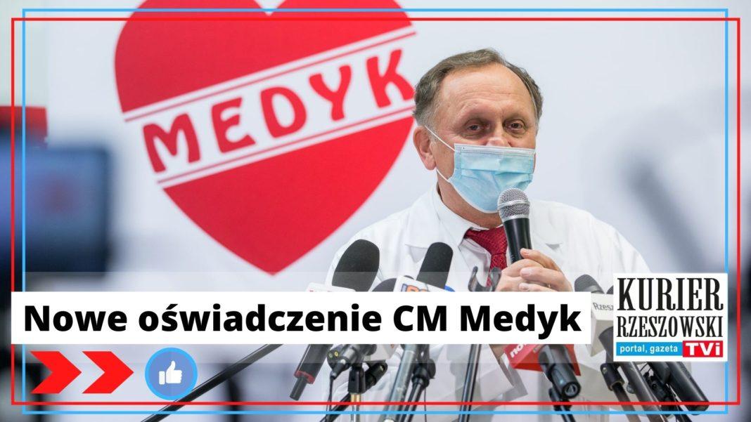 fot. materiały CM Medyk na Facebooku