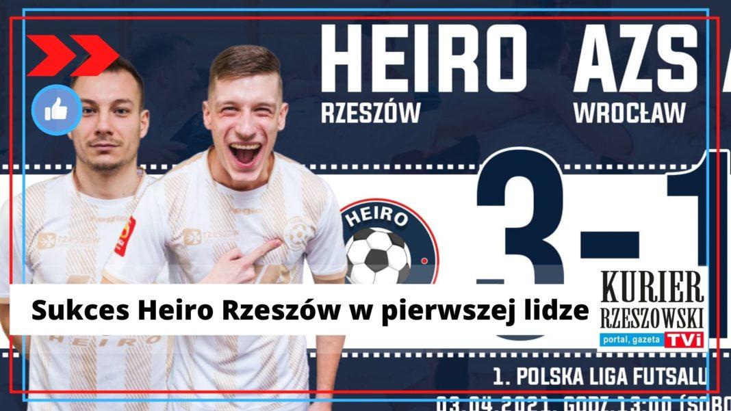 fot. materiały Heiro Rzeszów na Facebooku